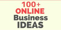 100 Business Ideas to Make Money Online